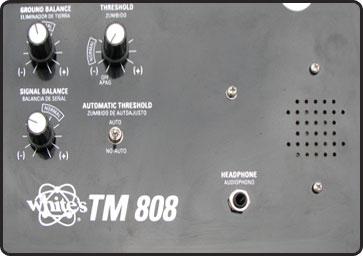 Блок управления Глубинник White TM808